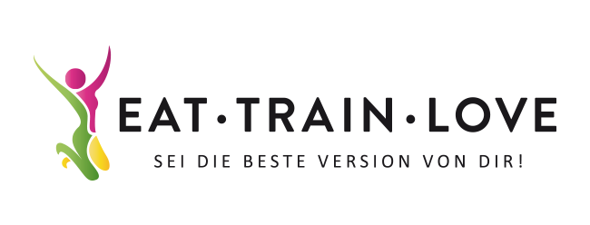 eat train love logo