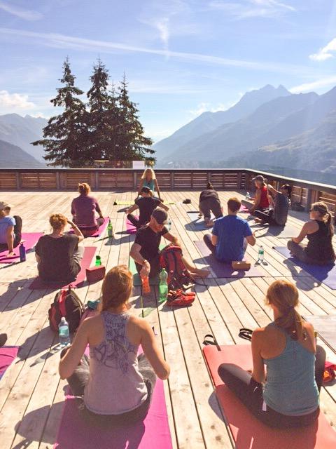 Yoga mit Tanja Seehofer
