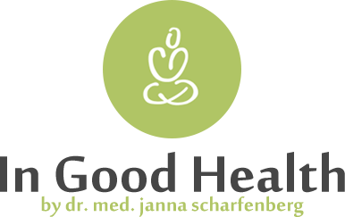 In Good Health Logo