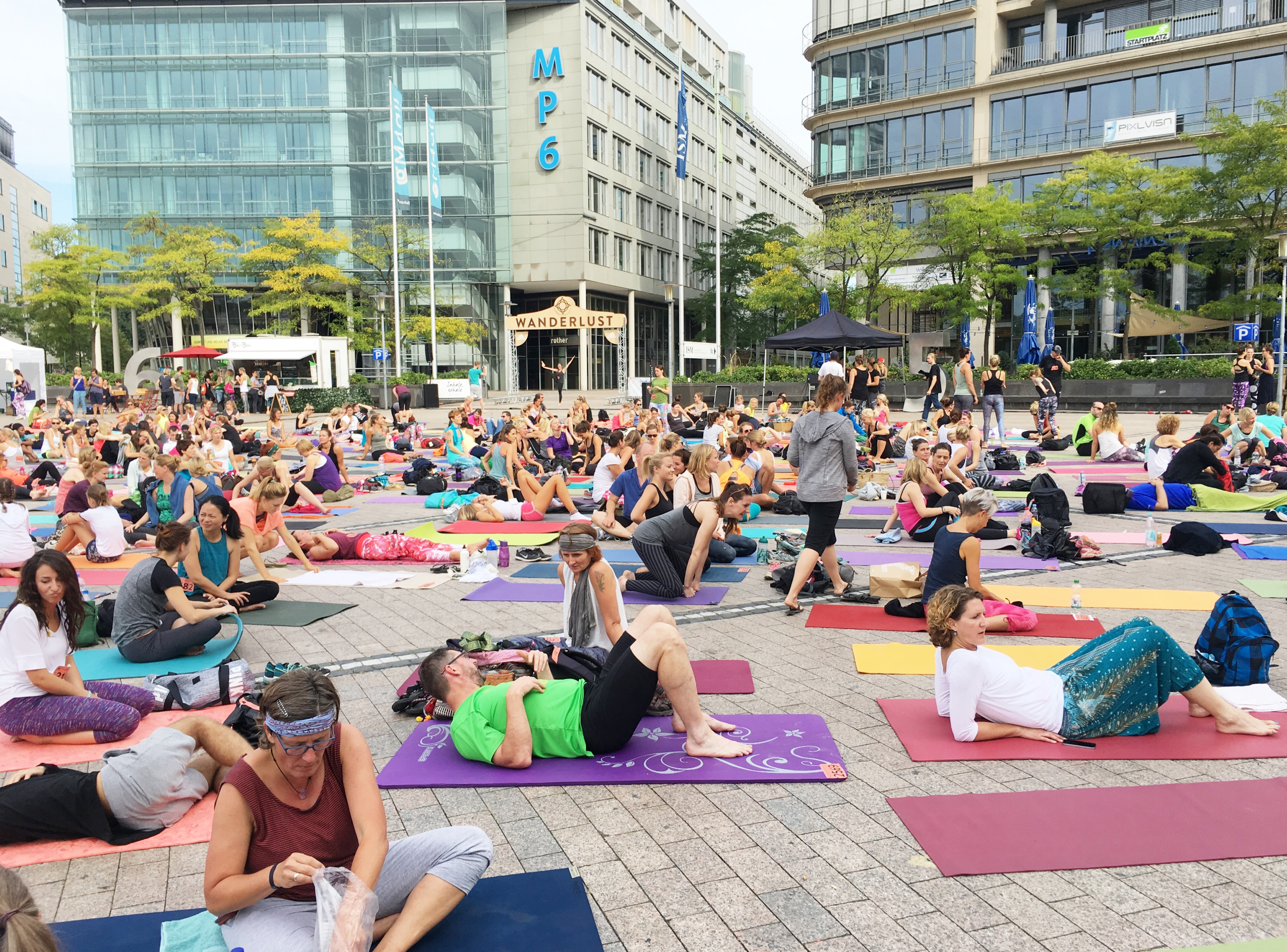 Wanderlust 108 Yoga