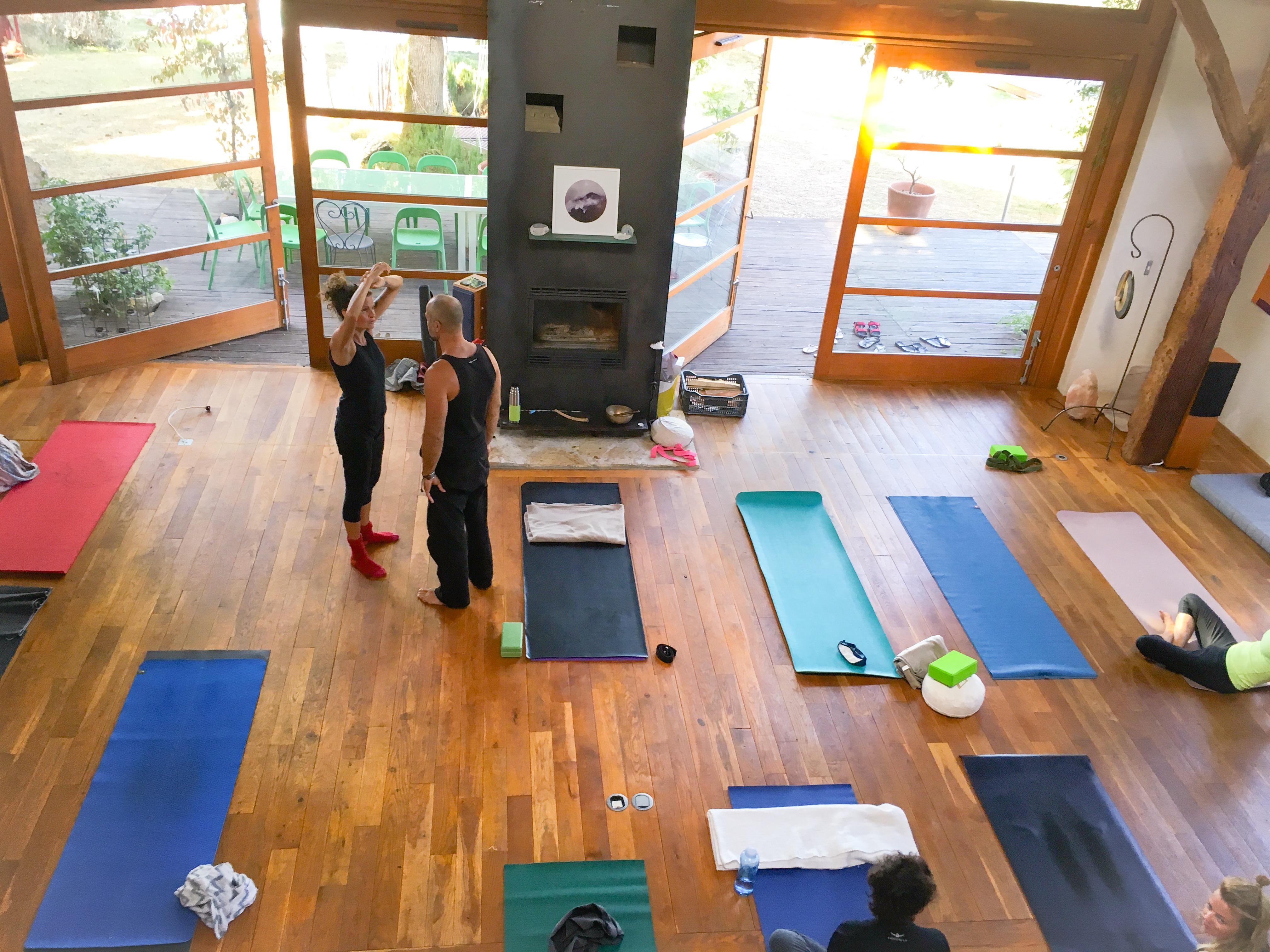 Yogaraum Chez Zen