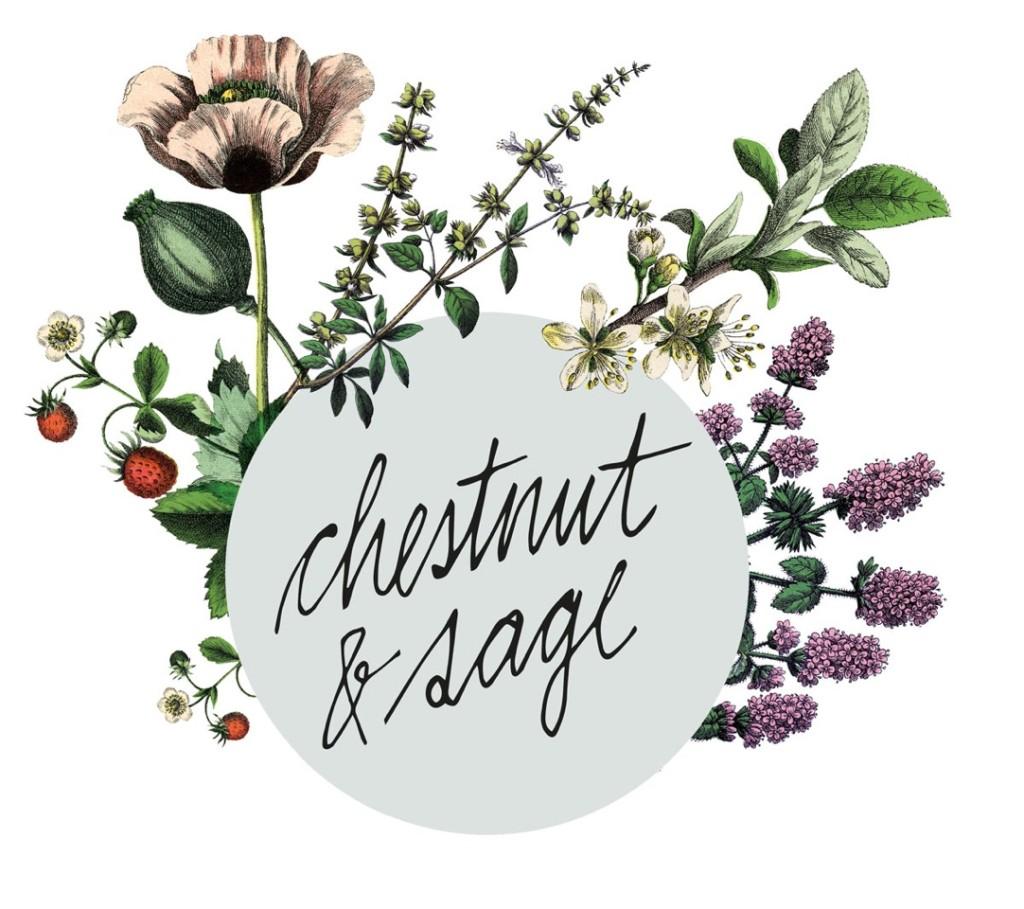 Chestnut & Sage Logo