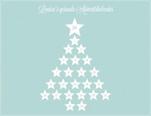 Louisa's gesunde Adventskalender