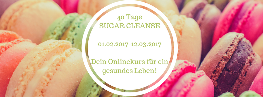 Sugar Cleanse 2017