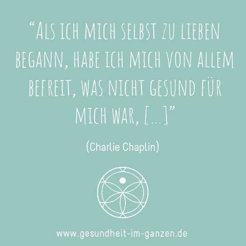Spruch Charlie Chaplin